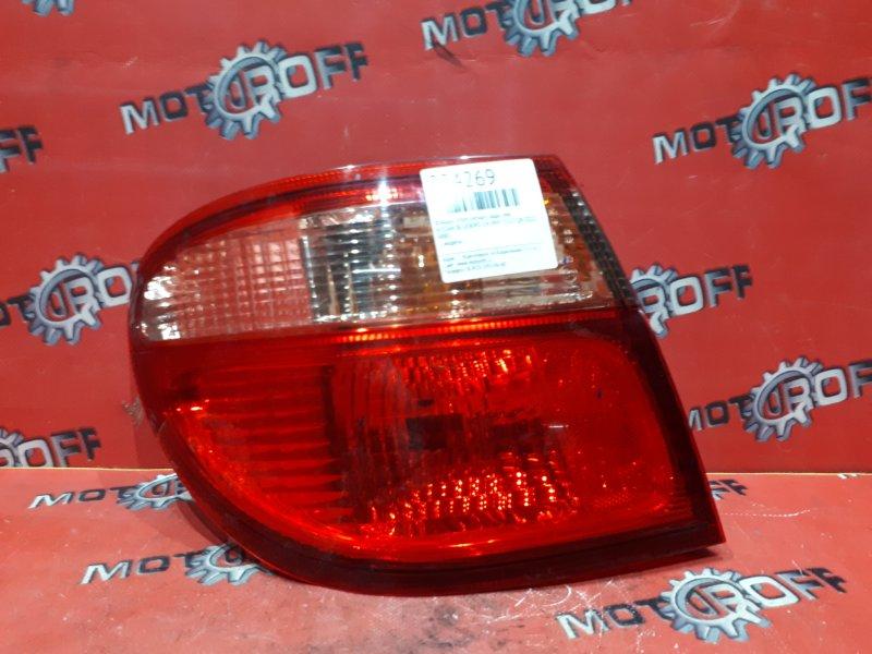 Фонарь (стоп-сигнал) Nissan Bluebird Sylphy TG10 QR20DD 2000 задний левый (б/у)