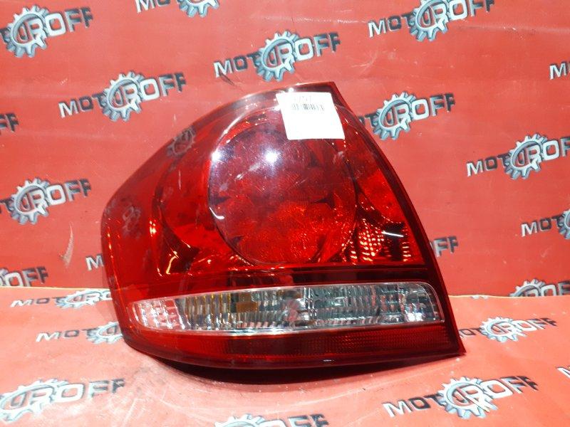 Фонарь (стоп-сигнал) Toyota Allion NZT240 1NZ-FE 2004 задний левый (б/у)