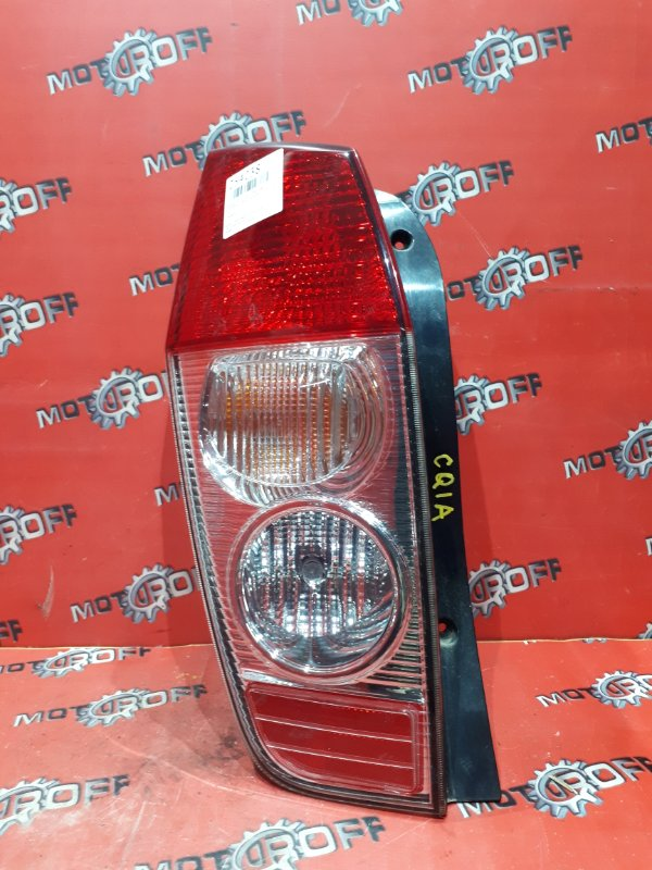 Фонарь (стоп-сигнал) Mitsubishi Dingo CQ2A 4G15 2001 задний левый (б/у)