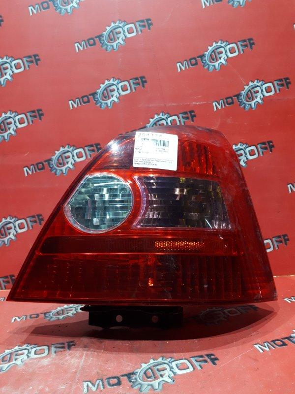 Фонарь (стоп-сигнал) Honda Civic EU1 D15B 2000 задний правый (б/у)