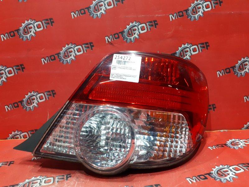 Фонарь (стоп-сигнал) Subaru Impreza GG2 EJ15 2002 задний правый (б/у)