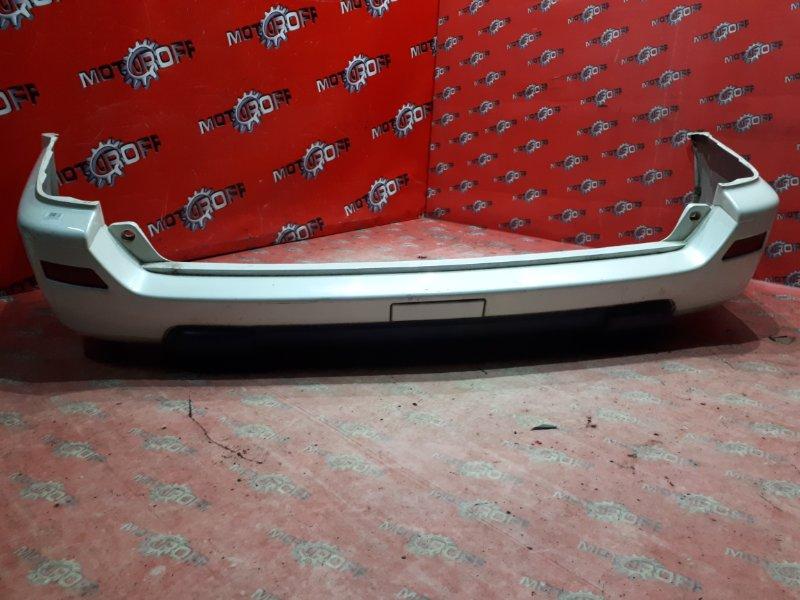 Бампер Nissan X-Trail NT30 QR20DE 2000 задний (б/у)