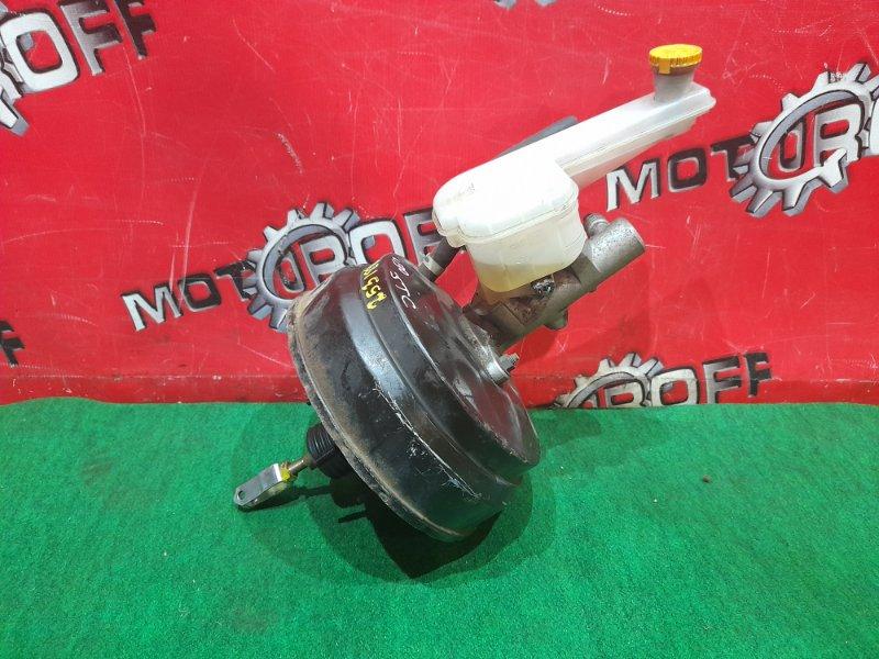 Главный тормозной цилиндр Nissan Presage U30 KA24DE 1998 (б/у)