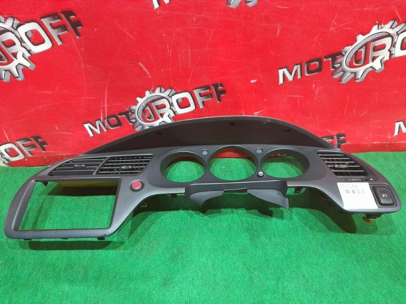 Консоль панели приборов Honda Accord CF4 F20B 1997 (б/у)
