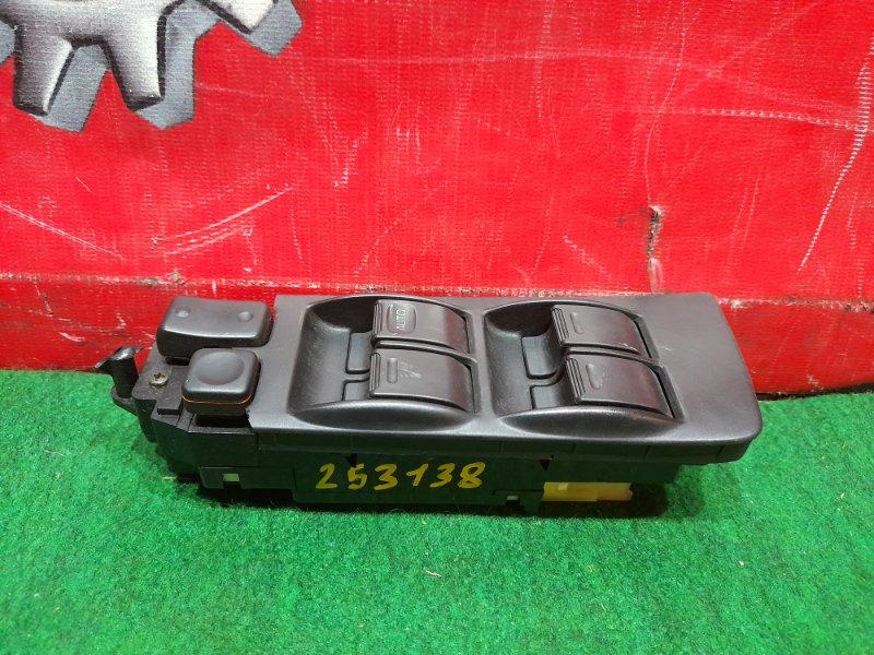 Блок управления стеклоподъемниками Toyota Mark Ii SX80 4S-FE 1988 правый (б/у)