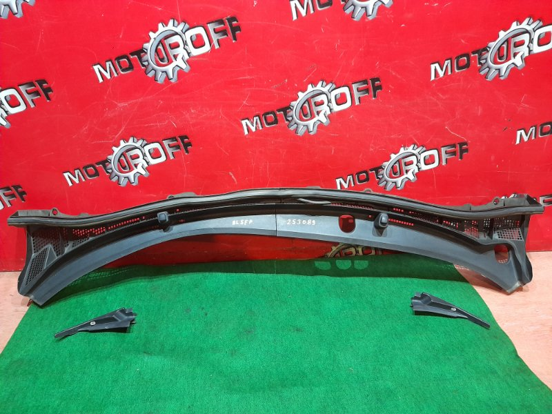 Решетка под лобовое стекло Mazda Axela BL5FP ZY-VE 2009 (б/у)