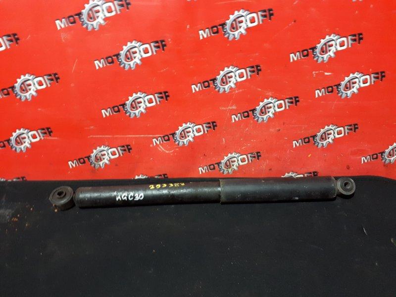 Амортизатор Toyota Passo KGC30 1KR-FE 2010 задний (б/у)