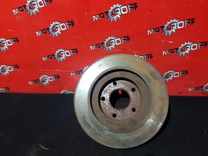 Диск тормозной Nissan Stagea NM35 VQ25DD 2001 передний (б/у)
