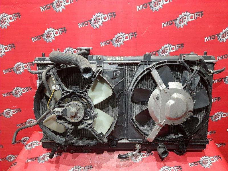 Радиатор двигателя Mazda Familia BJ5P ZL-DE 1998 (б/у)