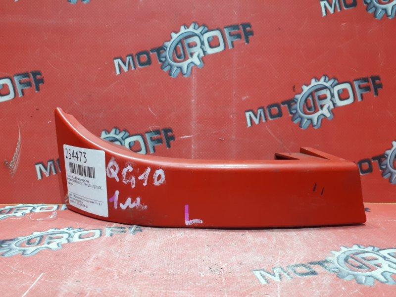 Планка под фонарь Nissan Bluebird Sylphy QG10 QG18DE 2000 задняя левая (б/у)