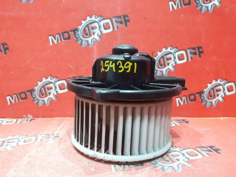 Вентилятор (мотор отопителя) Toyota Raum EXZ10 5E-FE 1997 (б/у)