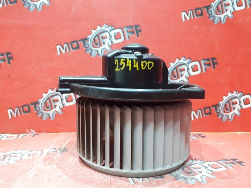 Вентилятор (мотор отопителя) Toyota Corolla NZE124 1NZ-FE 2000 (б/у)
