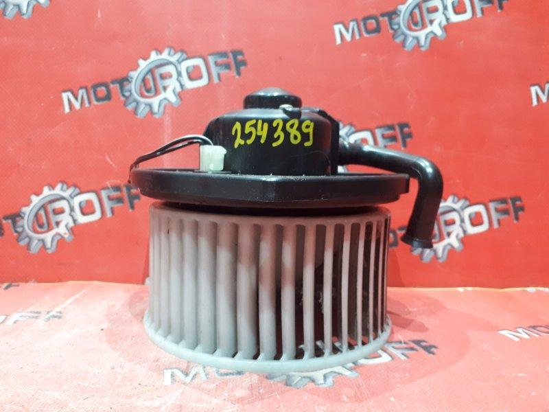 Вентилятор (мотор отопителя) Mitsubishi Dingo CQ2A 4G15 1998 (б/у)