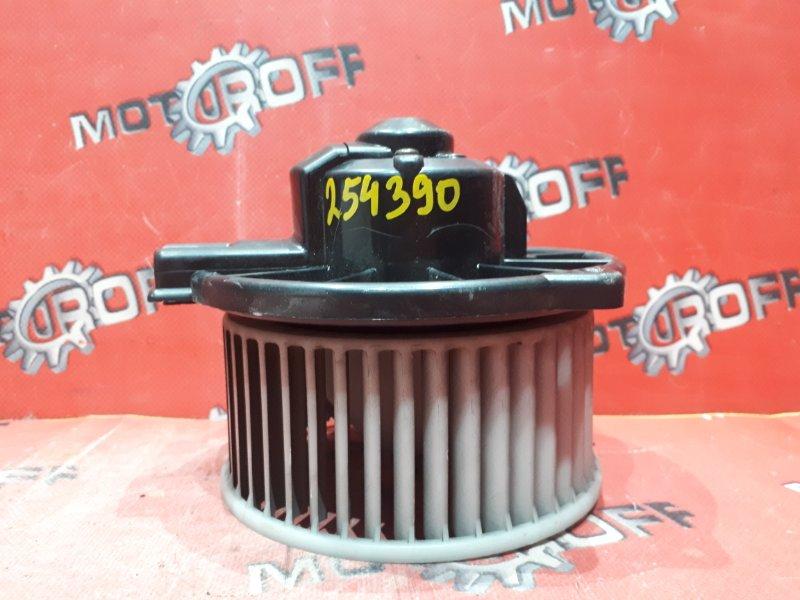 Вентилятор (мотор отопителя) Toyota Raum EXZ15 5E-FE 1997 (б/у)
