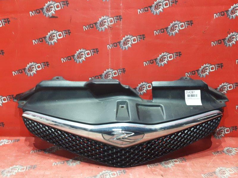 Решетка радиатора Toyota Ractis NCP100 1NZ-FE 2005 (б/у)