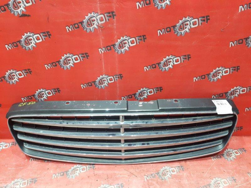 Решетка радиатора Nissan Cima HF50 VQ30DET 2001 (б/у)