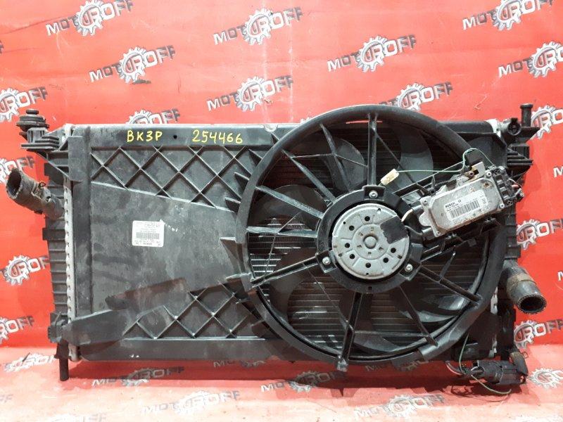 Радиатор двигателя Mazda Axela BK3P L3-VE 2003 (б/у)
