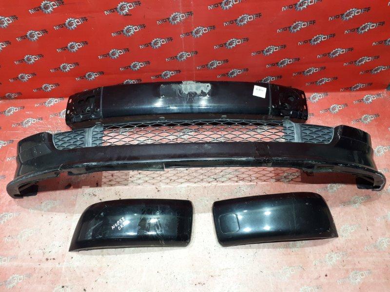 Бампер Toyota Probox NCP58G 1NZ-FE 2002 передний (б/у)