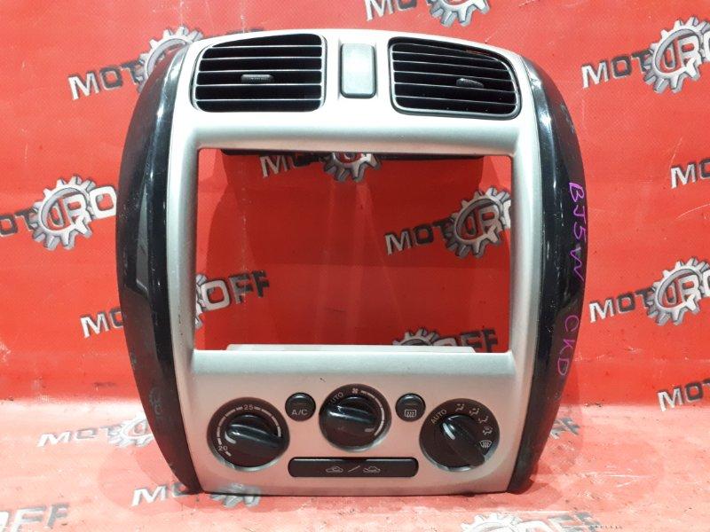 Блок управления климат-контролем Mazda Familia BJ5P ZL-DE 1998 (б/у)