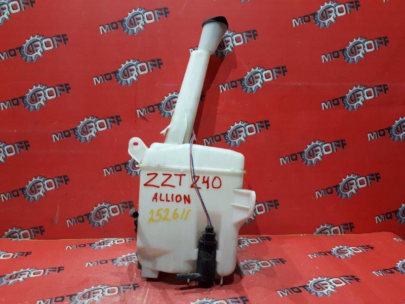 Бачок омывателя Toyota Allion ZZT240 1ZZ-FE 2001 (б/у)