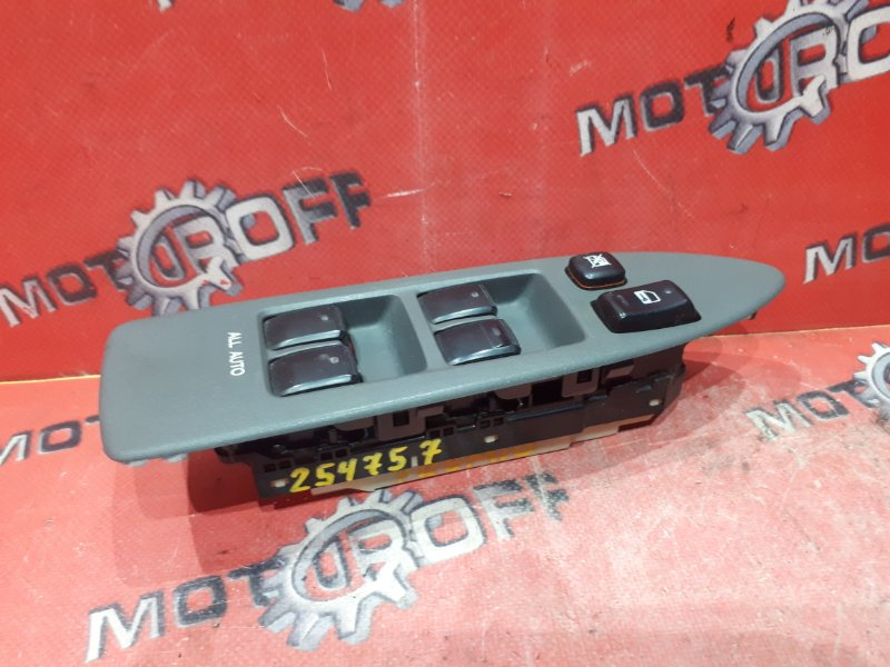 Блок управления стеклоподъемниками Toyota Allion NZT240 1NZ-FE 2001 правый (б/у)