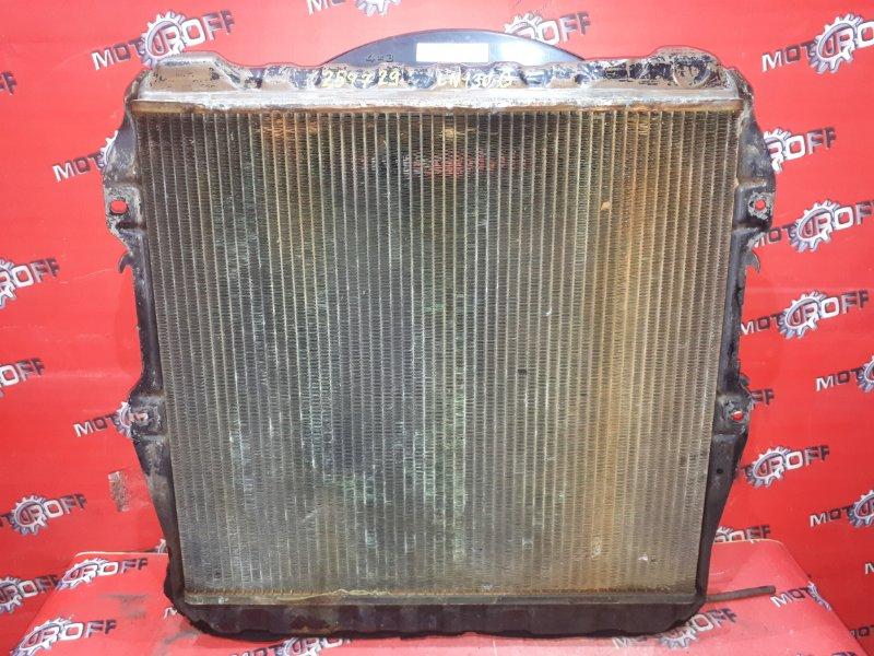 Радиатор двигателя Toyota Hilux Surf LN130G 2L-TE 1989 (б/у)