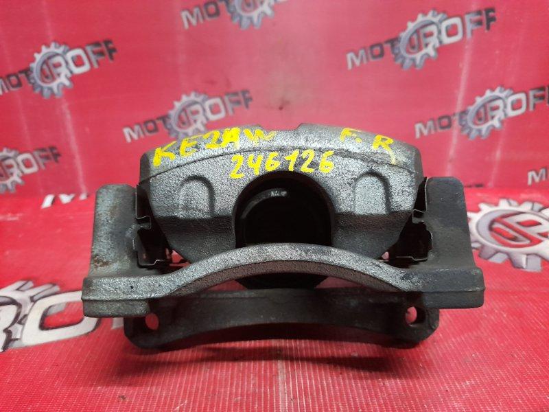 Суппорт Mazda Cx-5 KE2AW SH-VPTS 2012 передний правый (б/у)