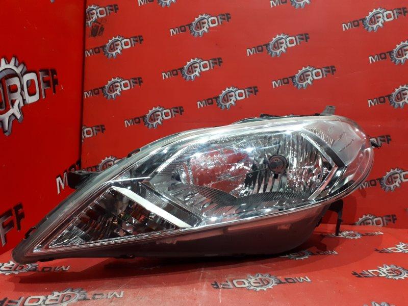 Фара Honda Edix BE1 D17A 2004 передняя левая (б/у)