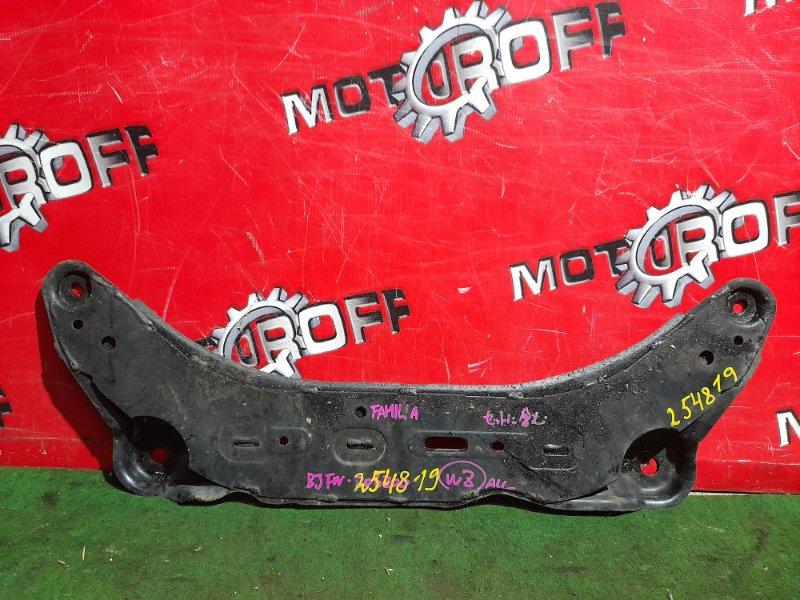 Балка поперечная Mazda Familia S-Wagon BJFW FS-ZE 1998 передняя (б/у)