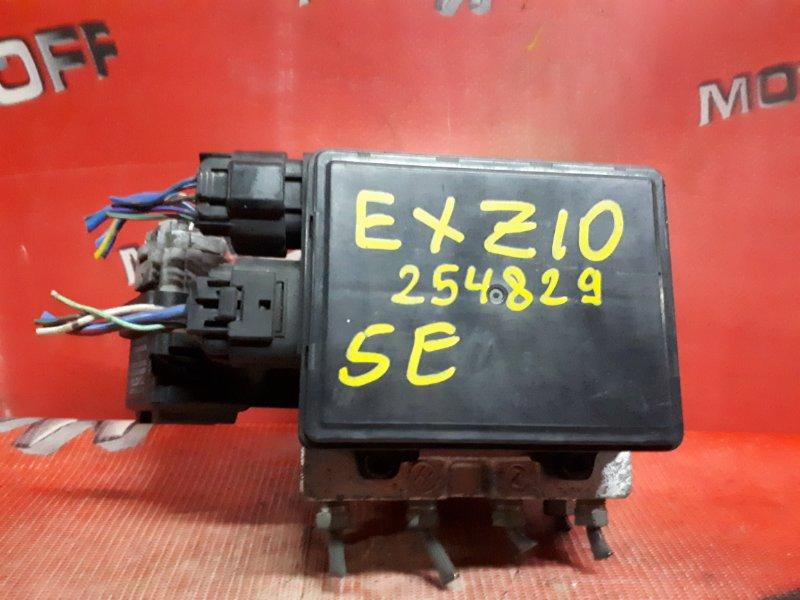 Блок abs (модулятор abs) Toyota Raum EXZ10 5E-FE 1997 (б/у)