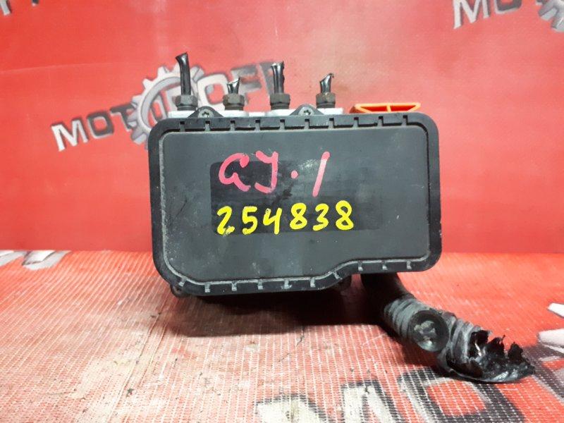 Блок abs (модулятор abs) Honda Airwave GJ1 L15A 2005 (б/у)