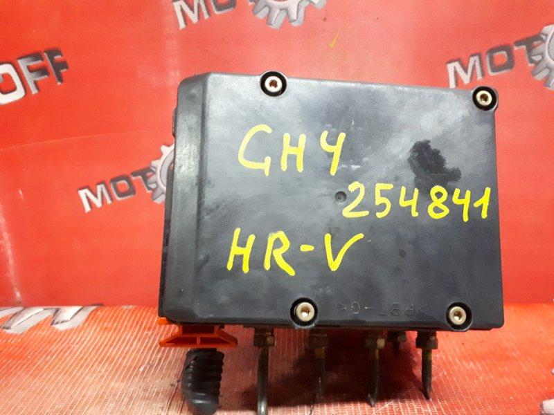 Блок abs (модулятор abs) Honda Hr-V GH4 D16A 1998 (б/у)