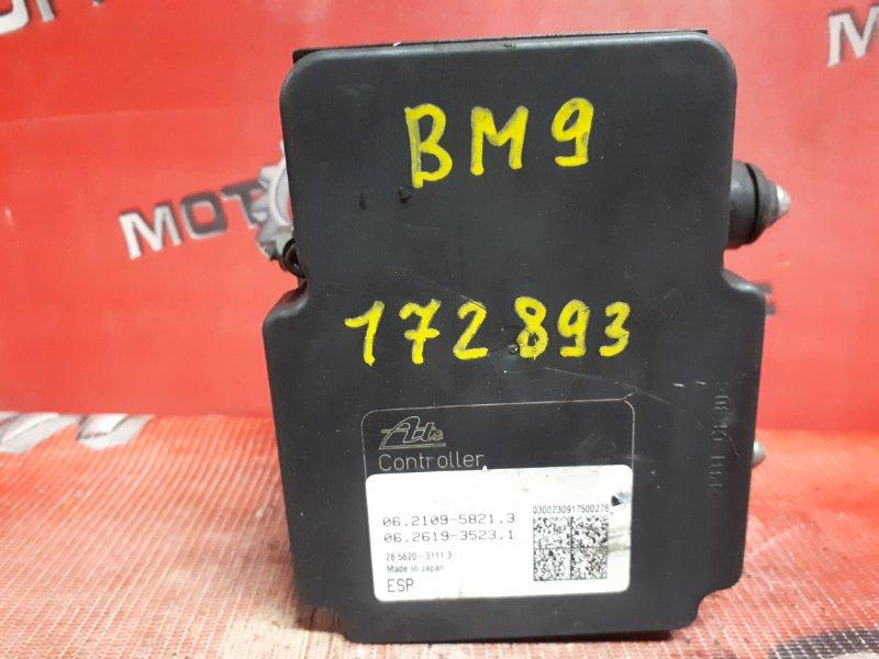 Блок abs (модулятор abs) Subaru Legacy BM9 EJ25 2009 (б/у)