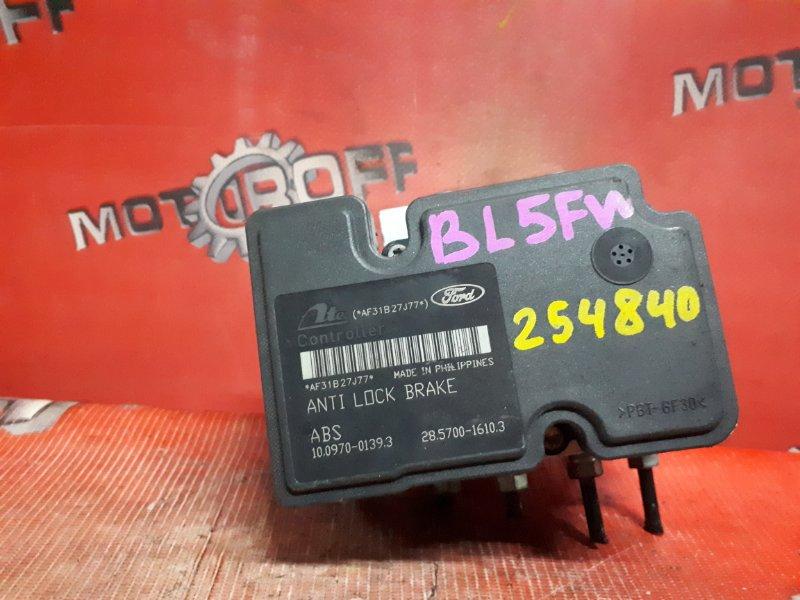 Блок abs (модулятор abs) Mazda Axela BL5FW ZY-VE 2009 (б/у)