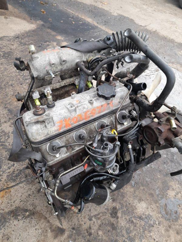 Двигатель Toyota Town Ace Noah KR42 7K-E 1996 (б/у)