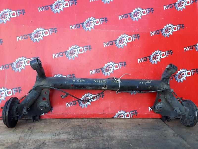 Балка поперечная Mazda Demio DE3FS ZJ-VE 2007 задняя (б/у)