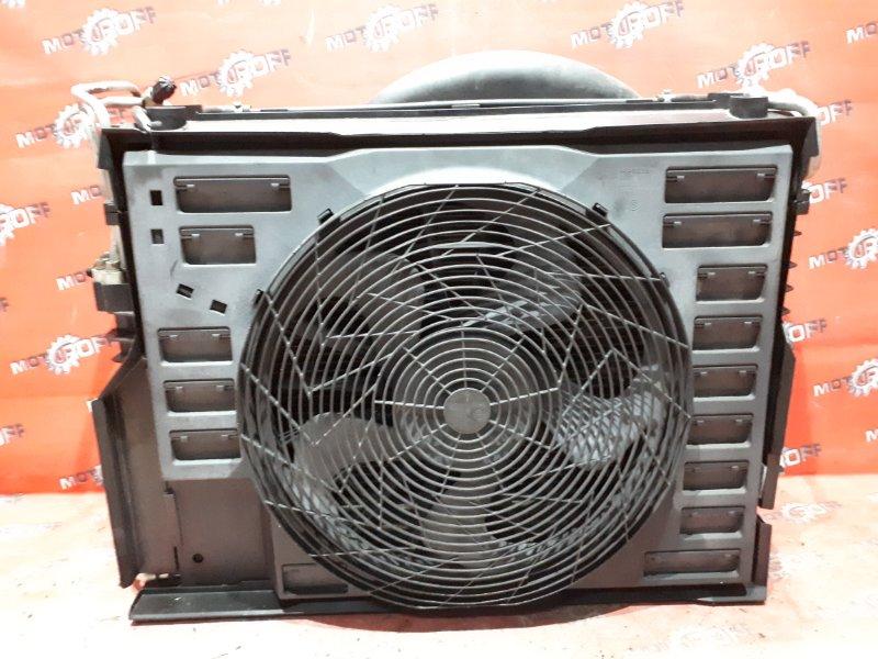 Радиатор двигателя Bmw 760Li E66 N73B60 2001 (б/у)