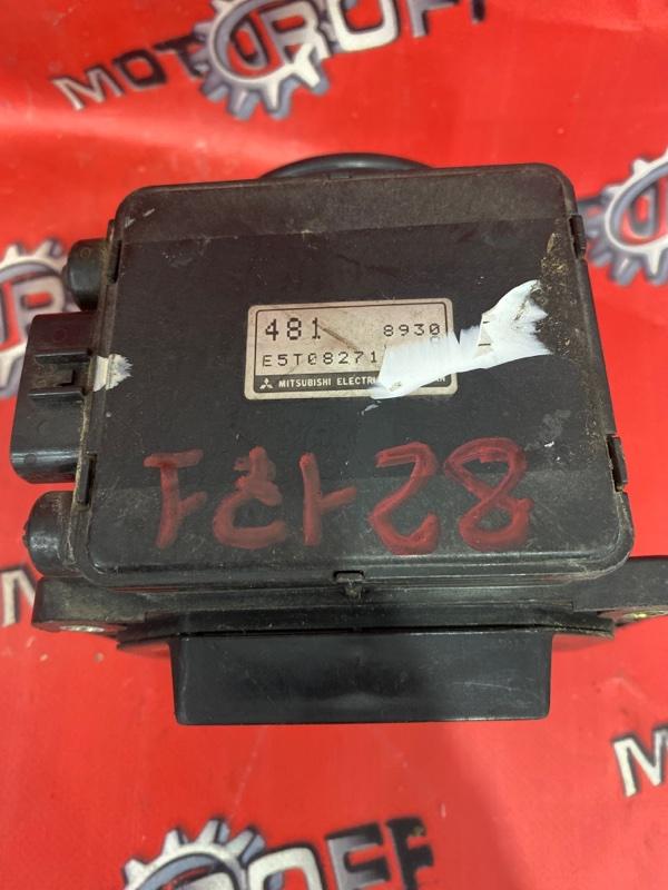 Расходомер (датчик расхода воздуха) Mitsubishi Pajero Io H66W 4G93 (б/у)