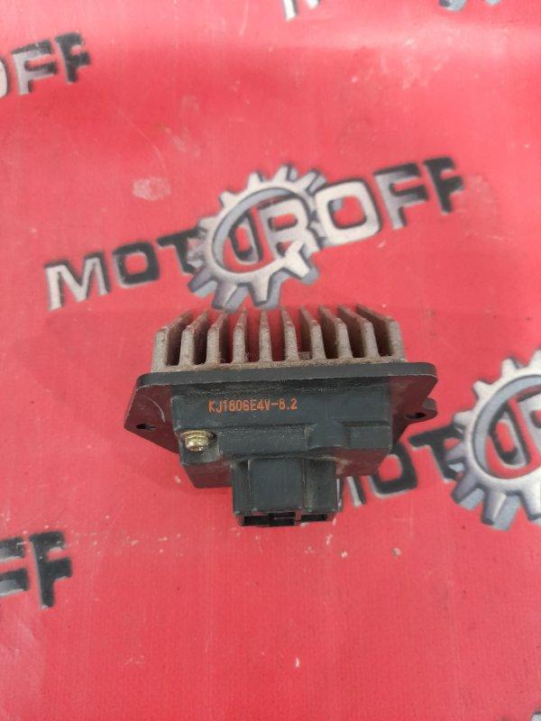 Реостат печки Mazda Capella GFEP FP-DE 1997 (б/у)