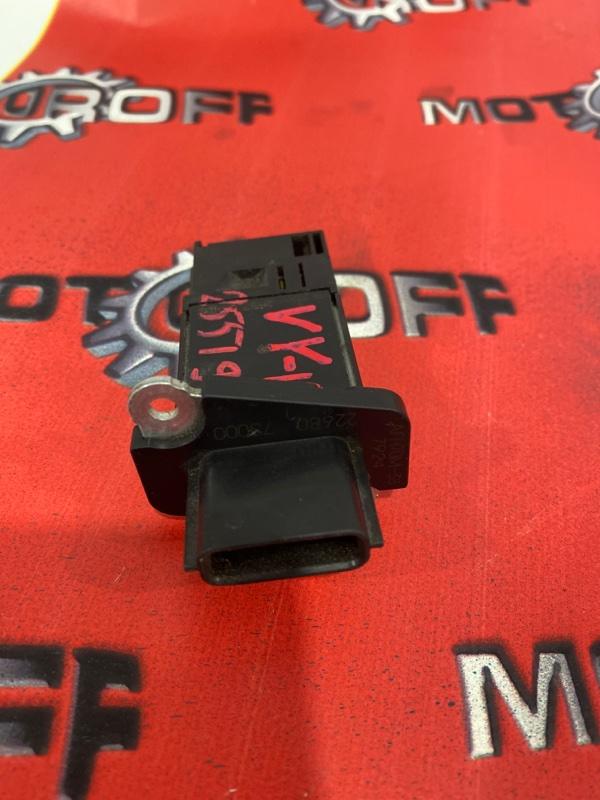 Расходомер (датчик расхода воздуха) Nissan Ad VY12 HR15DE 2006 (б/у)