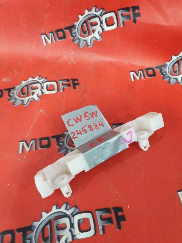 Клипса бампера Mitsubishi Outlander Xl CW5W 4B12 2005 задняя правая (б/у)