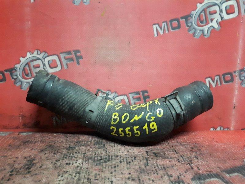Патрубок Mazda Bongo F8 2009 верхний (б/у)