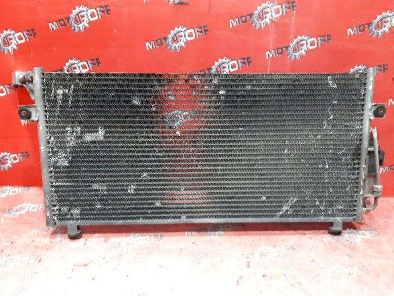 Радиатор кондиционера Nissan Prairie PM11 SR20DE 1988 (б/у)