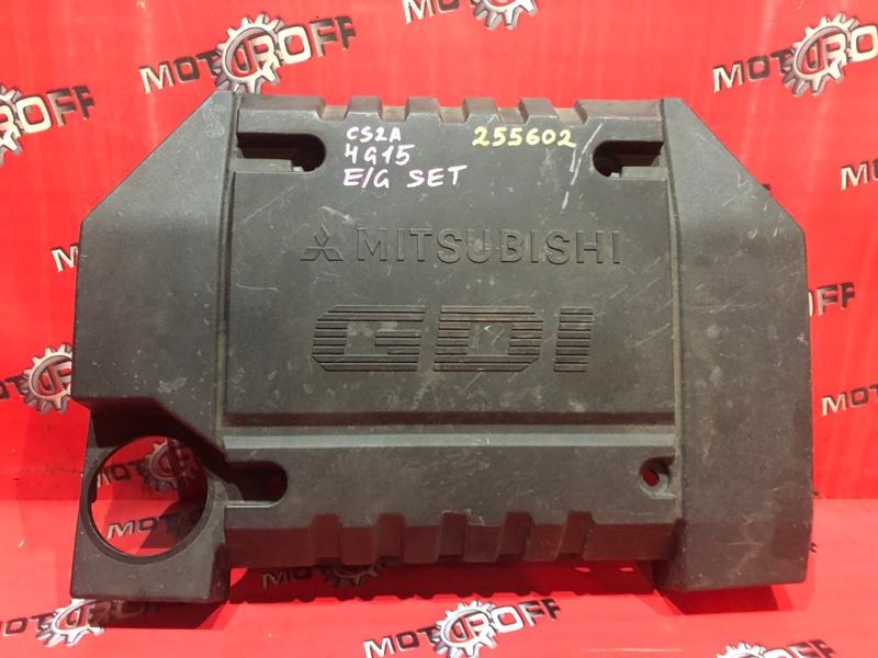 Крышка на двигатель декоративная Mitsubishi Lancer CS2A 4G15 2000 (б/у)