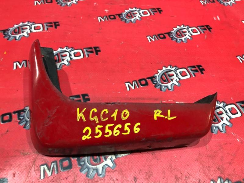 Брызговик Toyota Passo KGC10 1KR-FE 2004 задний левый (б/у)