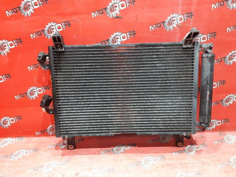 Радиатор кондиционера Mitsubishi Pajero Mini H58A 4A30 1998 (б/у)
