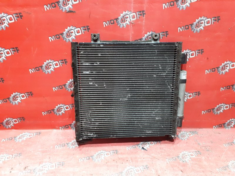 Радиатор кондиционера Suzuki Wagon R Plus MA63S K10A 1999 (б/у)