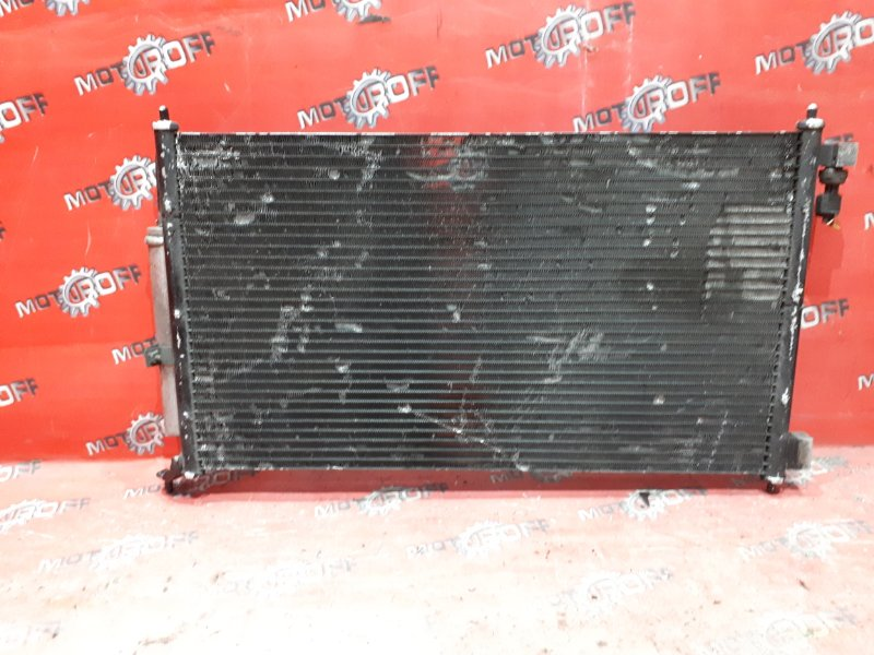 Радиатор кондиционера Nissan Cube BZ11 CR14DE 2002 (б/у)