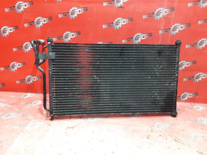 Радиатор кондиционера Honda Rafaga CE4 G20A 1993 (б/у)