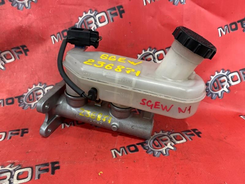 Главный тормозной цилиндр Mazda Bongo Friendee SGEW FE-E 1996 (б/у)